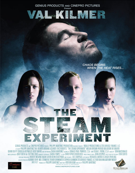 The Steam Experiment (2009) DVDRip XviD Eng