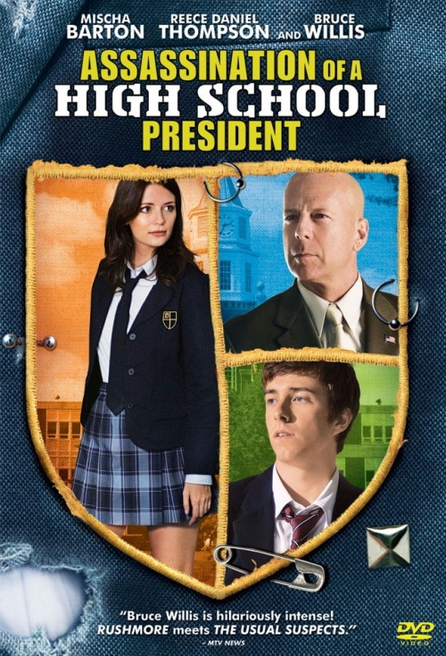 Mer�nylet a sulig�r� ellen - Assassination of a High School President