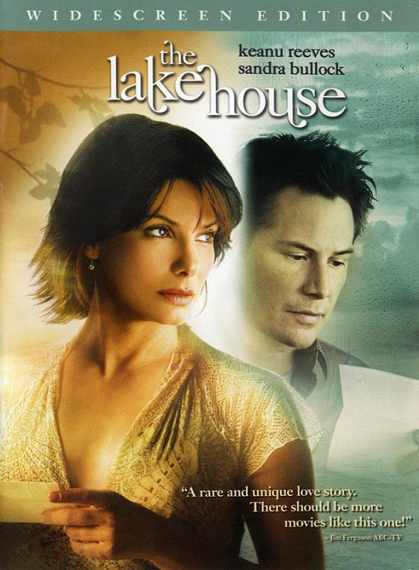 The Lake House starring Keanu Reeves and Sandra Bullock