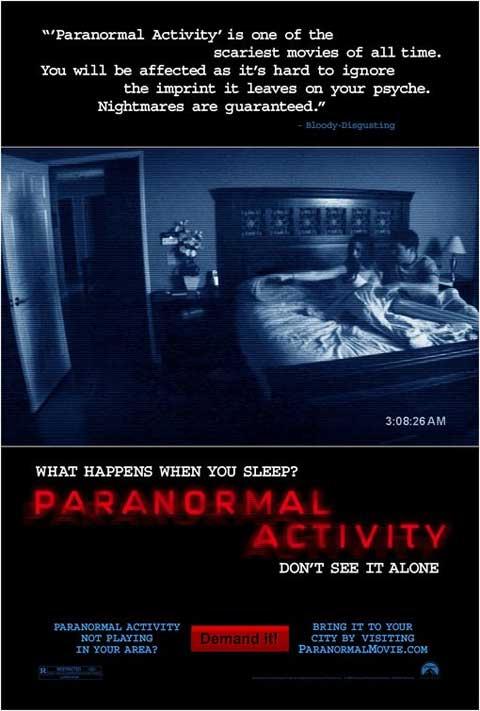 La verdad sobre Actividad Paranormal