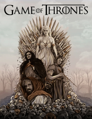 game_of_thrones_poster_by_ricardomacia-d8pv47q